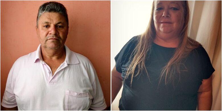 Lauriberto e Herminia morreram vítima da Covid-19 - Crédito: arquivo pessoal