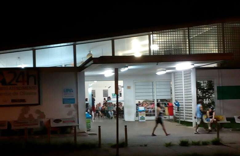 Vítima chegou a ser encaminhada até a UPA Vila Prado, mas não resistiu - Crédito: arquivo SCA