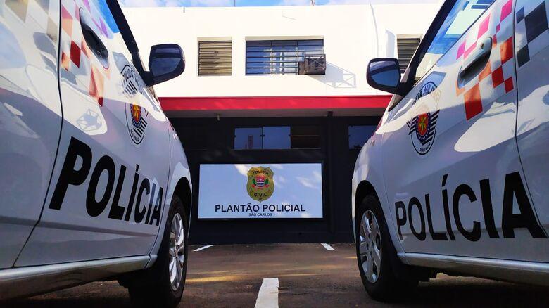 Caso de violência doméstica foi registrado na CPJ - Crédito: Arquivo/São Carlos Agora