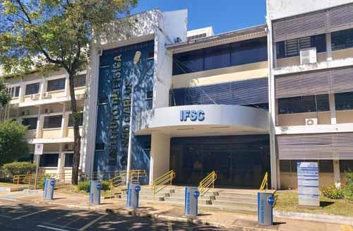 IFSC prepara muitas atividades virtuais para os calouros de 2021 - Crédito: Divulgação