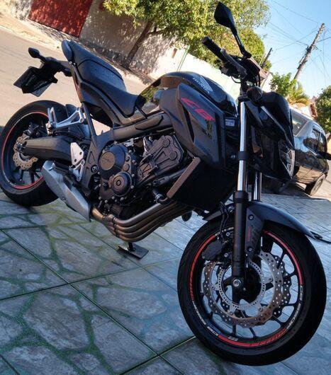 Vítima pede ajuda para localizar moto roubada em Ribeirão Bonito -