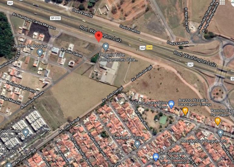 Abaixo assinado pede o recapeamento da Rua Antônio Novaes e a pavimentação da Av. Humberto Carlos Morasco - Crédito: Reprodução