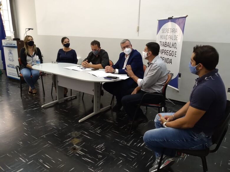 Termo de parceria repassa a Associação de Pais e Amigos dos Excepcionais de São Carlos 18 equipamentos para cozinha - Crédito: Divulgação