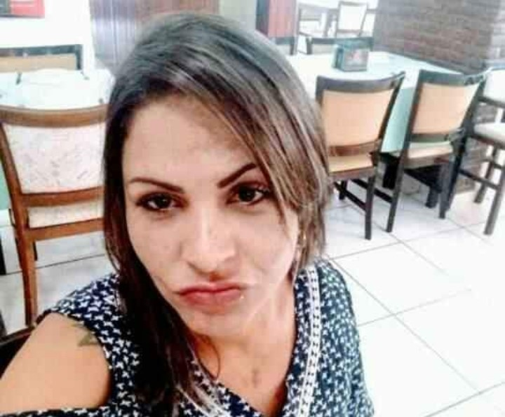 Cíntia está desaparecida e família está desesperada - Crédito: Divulgação