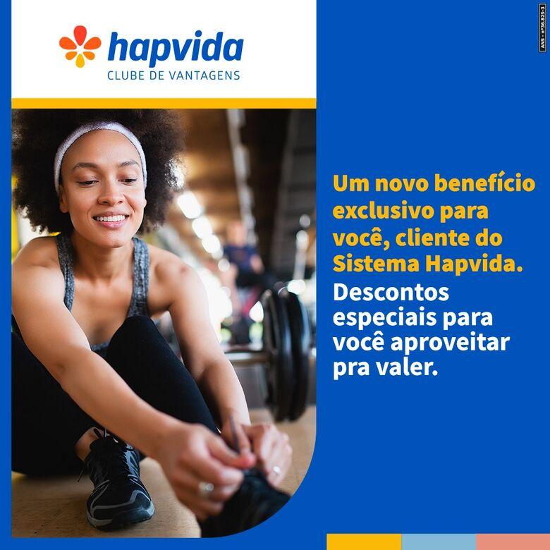 Hapvida lança Clube de Vantagens com descontos para clientes -