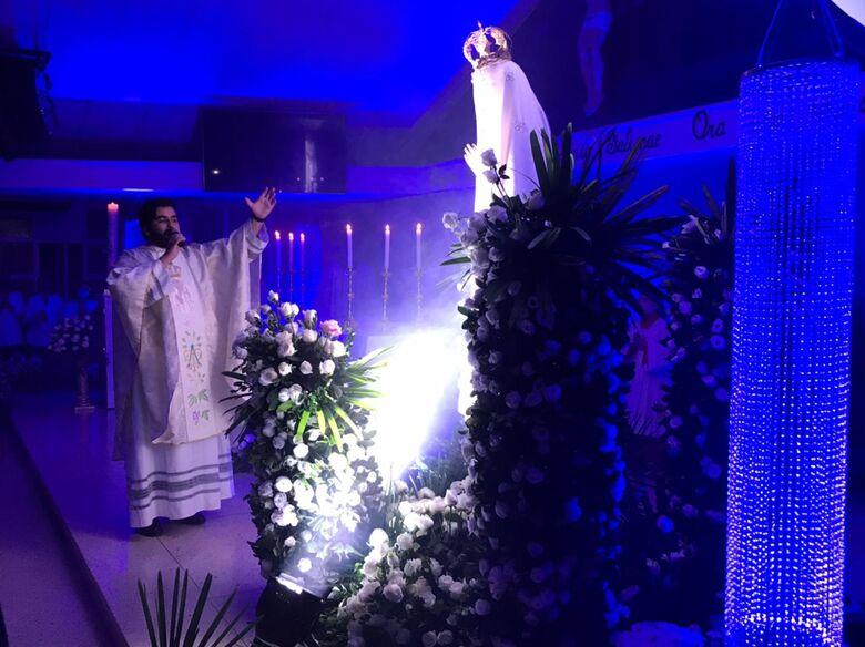 Paróquia Nossa Senhora de Fátima celebra dia da padroeira - Crédito: Ana Rita Miranda