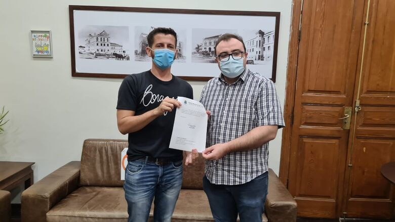 Vereador Elton pede R$ 500 mil a deputado Marcos Pereira para cirurgias eletivas - Crédito: divulgação