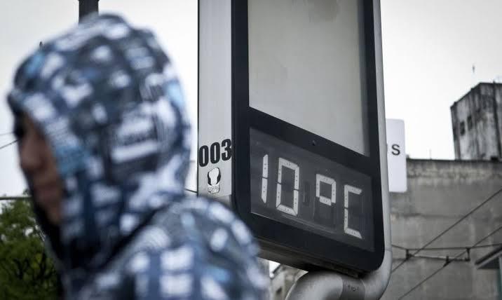 Defesa Civil emite alerta para frio intenso nos próximos dias - Crédito: Agência Brasil