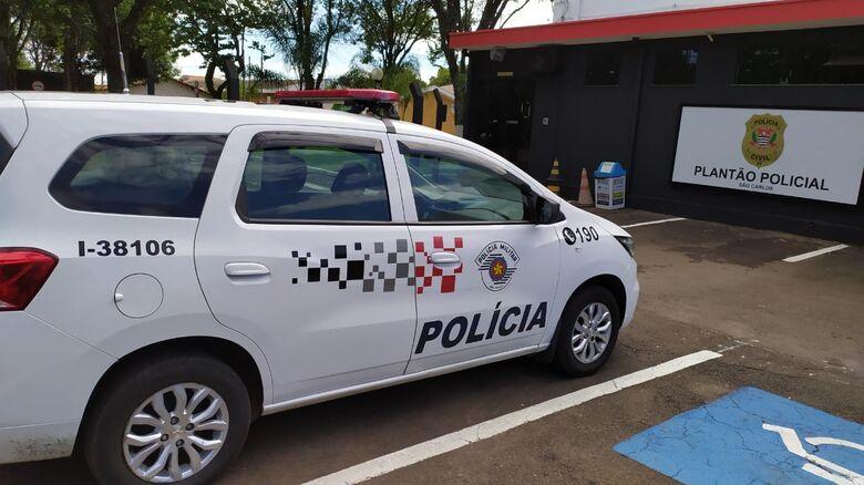 Estelionato foi registrado no plantão policial - Crédito: Arquivo/São Carlos Agora
