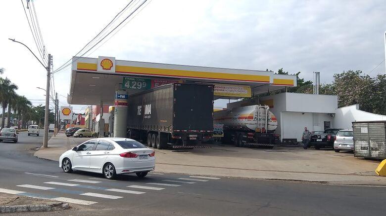 Combustíveis em alta: essa é a realidade dos postos de São Carlos - Crédito: SCA