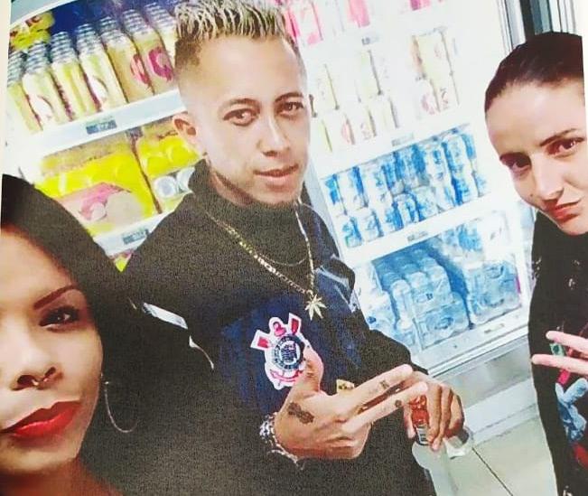 Jaqueline, Estefano e Isabela já haviam sido presos no ano passado. - Crédito: arquivo SCA