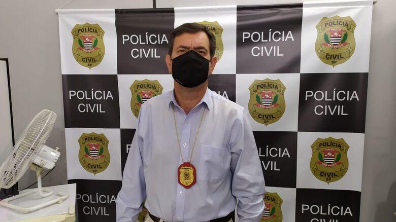Delegado titular do 2º DP, Maurício Dotta e Silva - Crédito: Maycon Maximino