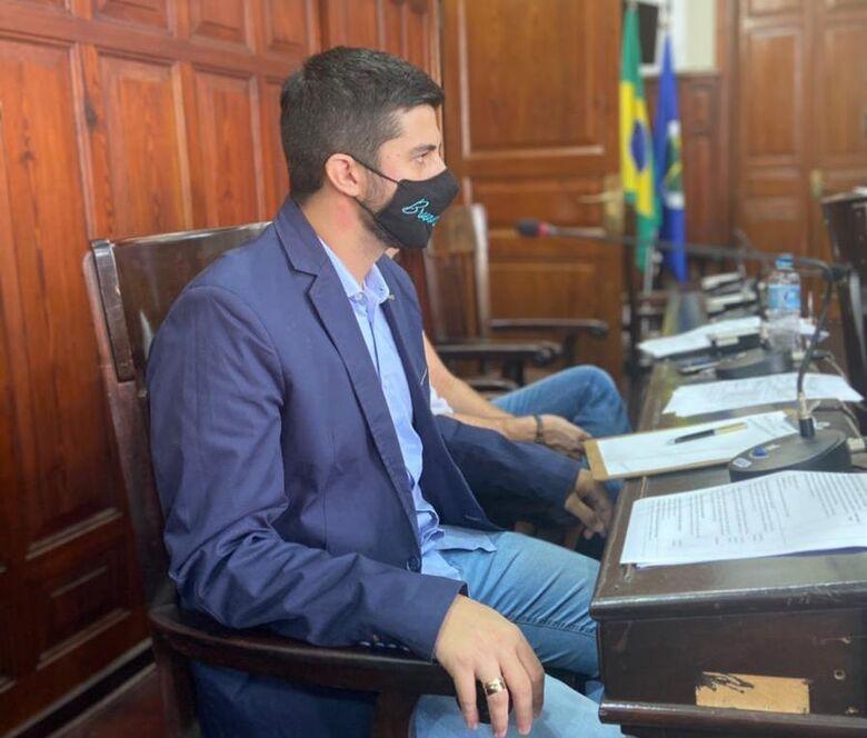 Vereador Bruno Zancheta destina recursos à Secretaria da Pessoa com Deficiência e Mobilidade Reduzida para aquisição de cadeiras de rodas -