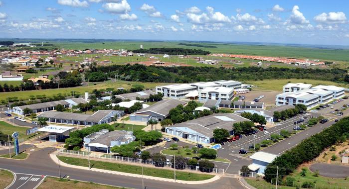 Campus da Unicep Miguel Petroni - Crédito: divulgação