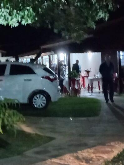 Força Tarefa interrompe festa no distrito de Água Vermelha -