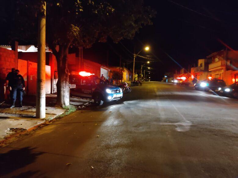 Força Tarefa impede realização de baile no Antenor Garcia -