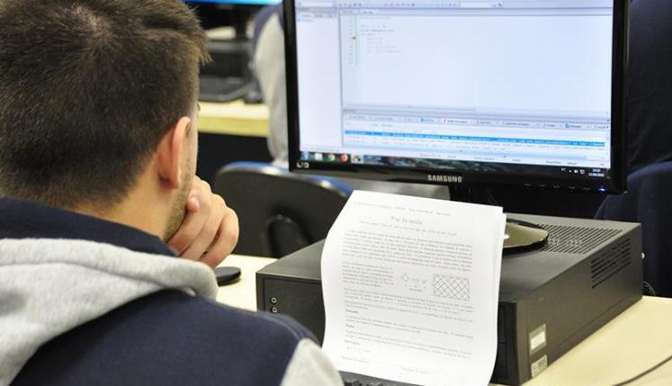 Alunos que estudam em São Carlos podem escolher como local de prova o Instituto de Ciências Matemáticas e de Computação - Crédito: Divulgação
