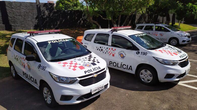 PM tirou de circulação um procurado pela Justiça - Crédito: Arquivo/São Carlos Agora