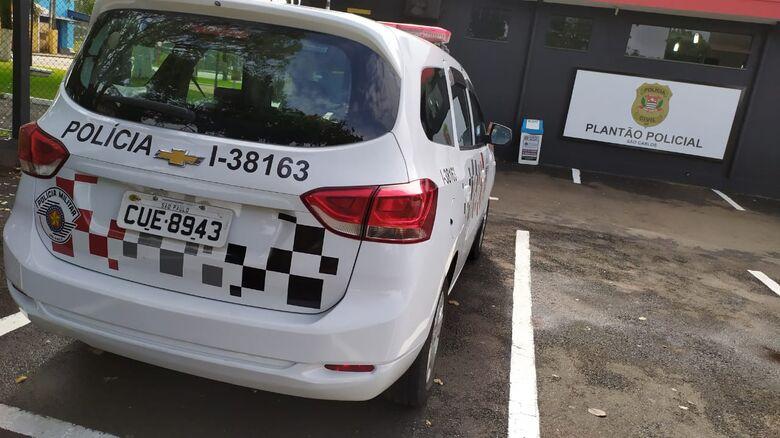 Procurado pela Justiça foi detido por policiais militares - Crédito: Arquivo/São Carlos Agora