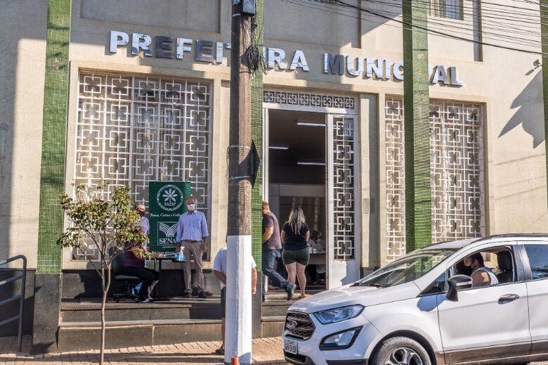 Prefeitura Municipal de Dourado - Crédito: Divulgação