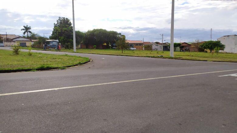 Cruzamento onde ocorreu o acidente - Crédito: Maycon Maximino
