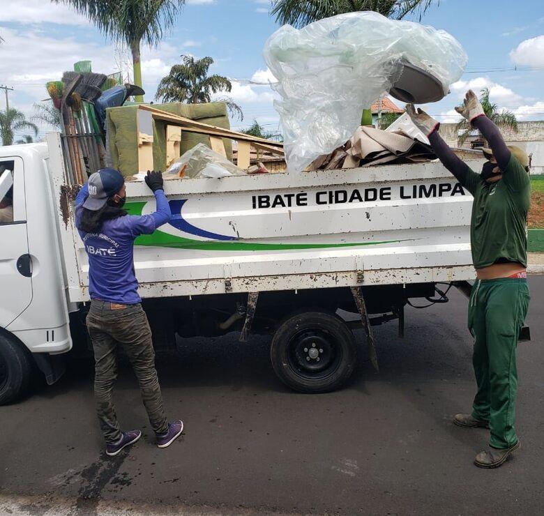 Ações de conscientização e de controle do registro de casos são realizados em Ibaté - Crédito: Divulgação