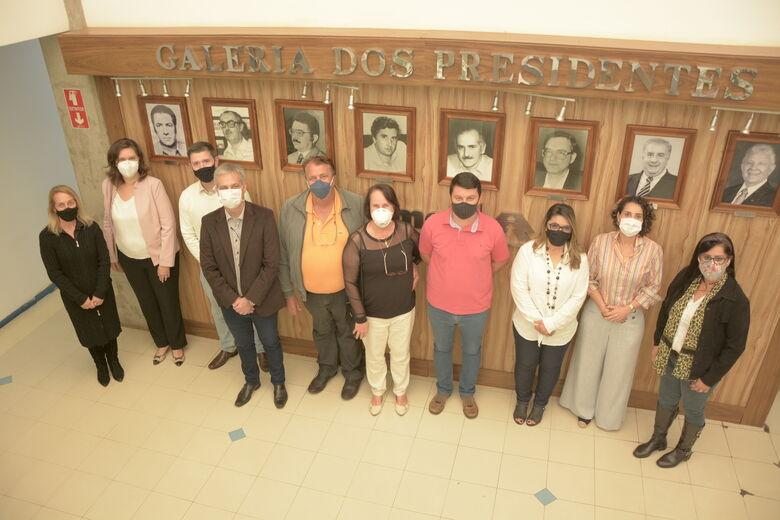 A Unimed São Carlos, por fazer parte do cooperativismo, realiza ações de responsabilidade social - Crédito: Divulgação