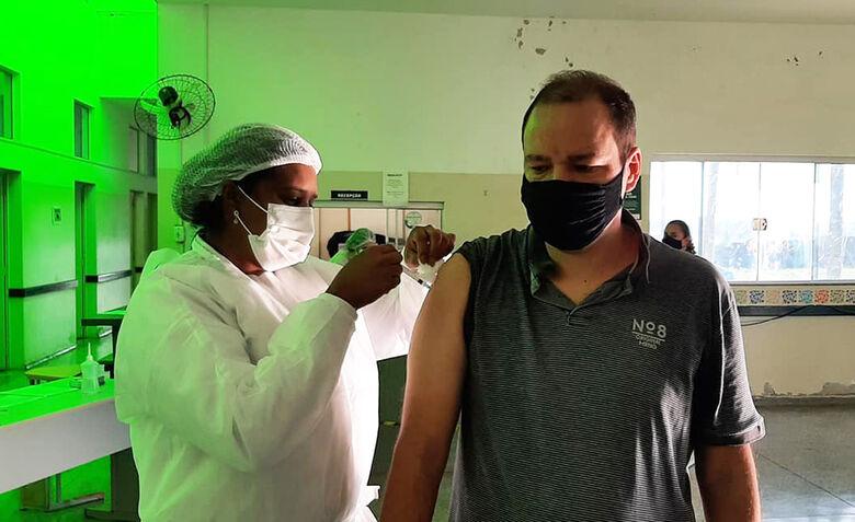 As vacinas são aplicadas nas UBSs do Jardim Icaraí, Jardim Cruzado e Popular, de segunda a sexta-feira, das 8h às 15h - Crédito: Divulgação
