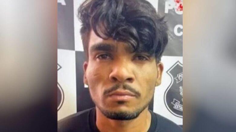 Governador de Goiás anuncia prisão do criminoso Lázaro Barbosa - Crédito: divulgação