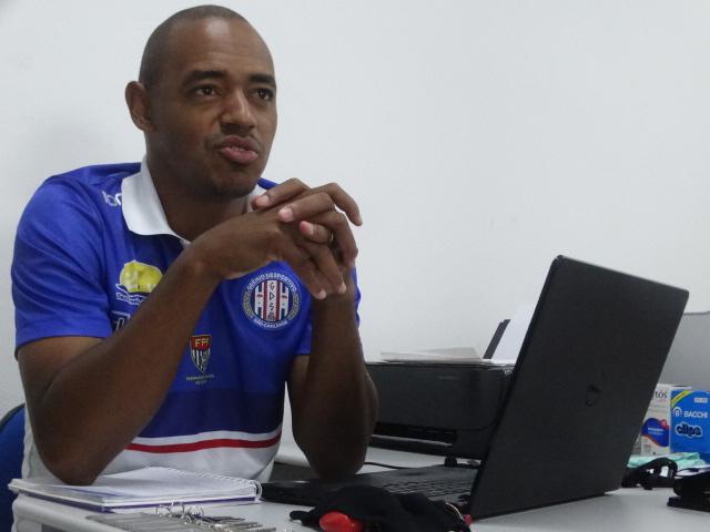 """Marcus Vinícius aguarda uma equipe mais """"cascuda"""" para a Bezinha em 2021 - Crédito: Marcos Escrivani"""