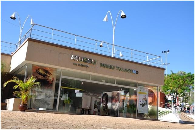 Museu Prof. Mario Tolentino - Crédito: divulgação