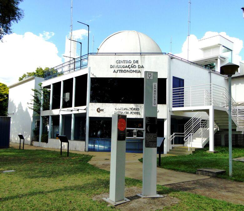 Observatório da USP - Crédito: divulgação