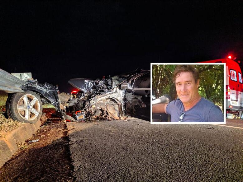 Professor teve moto atingida por carro na SP-318 - Crédito: Maycon Maximino