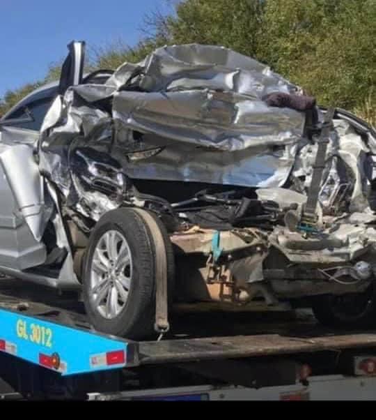 Trágico acidente mata criança, mãe, pai e avó em rodovia no interior de SP - Crédito: reprodução/TV Tem