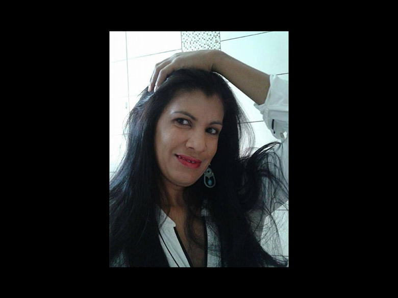 Mulher é encontrada morta com sinais de espancamento - Crédito: arquivo pessoal