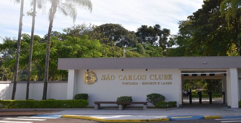 São Carlos Clube - Crédito: Redes sociais do clube