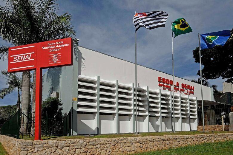 Senai São Carlos - Crédito: divulgação