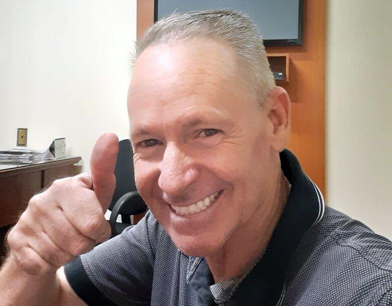 Radialista Antonio Carlos Tucura apresenta melhoras - Crédito: arquivo pessoal