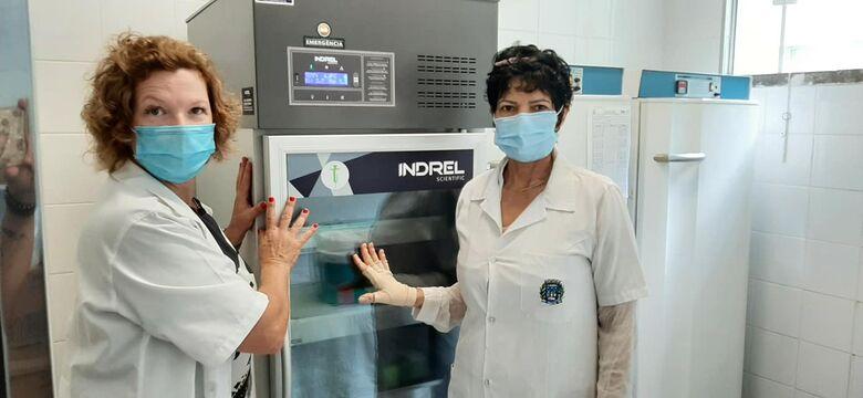 Começa uma nova etapa de vacinação em Ibaté - Crédito: Divulgação