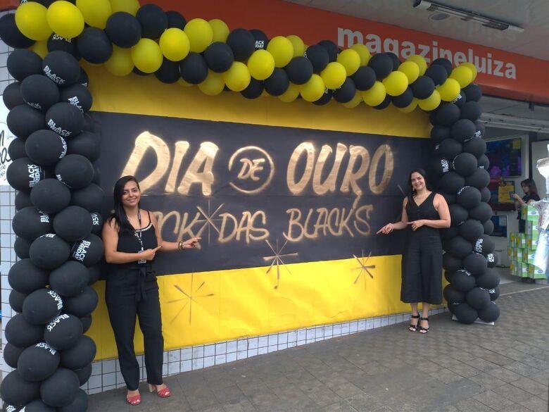 Magazine Luiza estará aberto no feriado com o Festival de Geladeiras e ofertas incríveis - Crédito: Divulgação