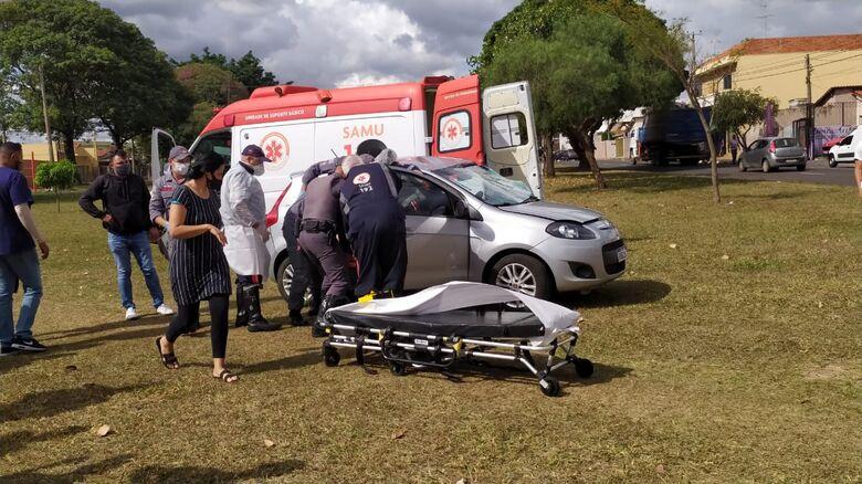 Aposentado morreu na Santa Casa, vítima de acidente na Vila Prado - Crédito: Maycon Maximino
