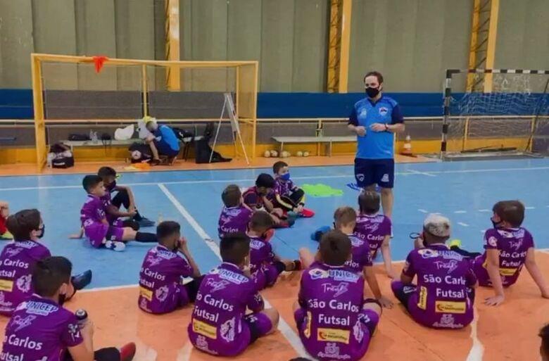 São Carlos Futsal pode estar na Liga Paulista: expectativa é de otimismo - Crédito: Marcos Escrivani