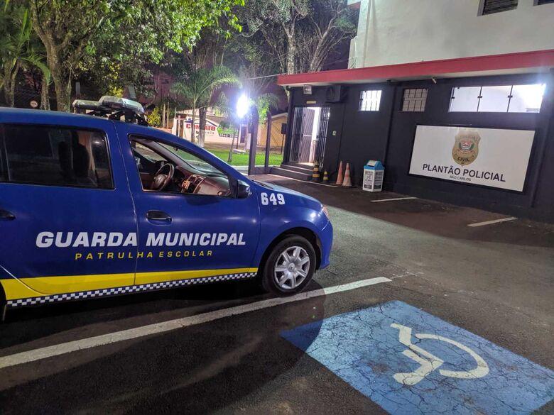Acusado de furto foi encaminhado ao plantão - Crédito: Arquivo/São Carlos Agora