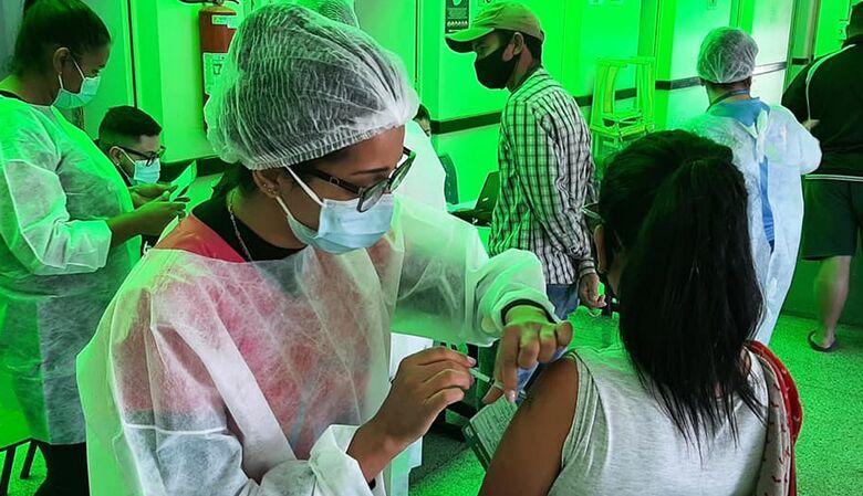 COVID-19: Ibaté vacina jovens de 26 e 27 anos a partir deste sábado (31) - Crédito: divulgação