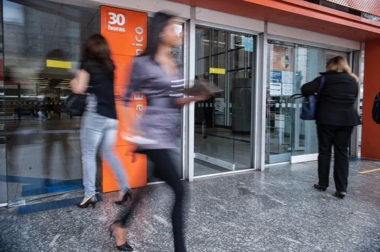 Bancos não abrem no feriado de 9 de Julho no Estado de São Paulo - Crédito: Agência Brasil