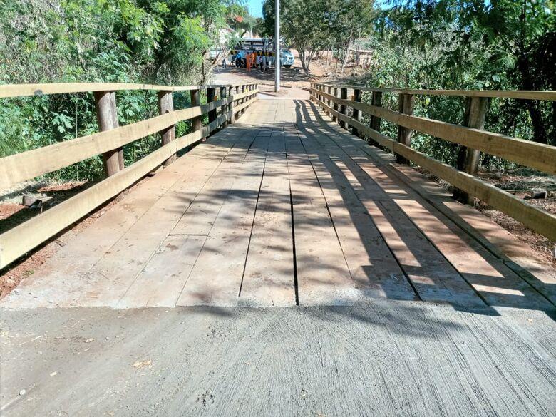 Ponte Cidade Aracy - Crédito: divulgação