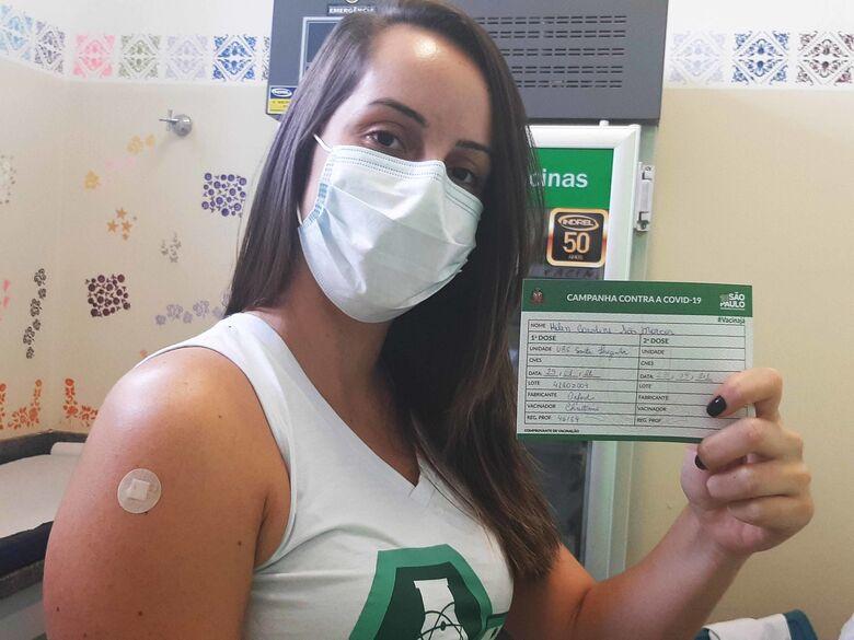 """Sábado(17) tem """"Dia D"""" de vacinação contra a Covid-19 em Ibaté -"""