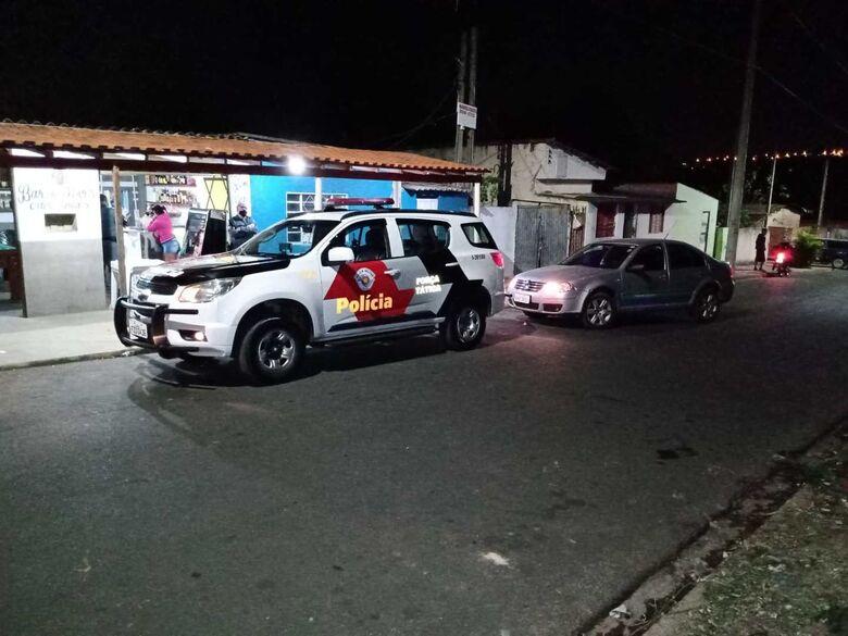 PM e Fiscalização realizam Operação Paz e Proteção no Antenor Garcia e Jardim Zavaglia -
