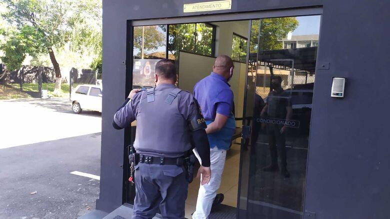 Procurado por estupro foi detido pela Rocam - Crédito: Maycon Maximino