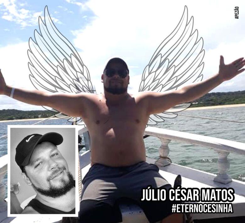Cesinha, mais uma vítima da Covid-19 em São Carlos - Crédito: Divulgação